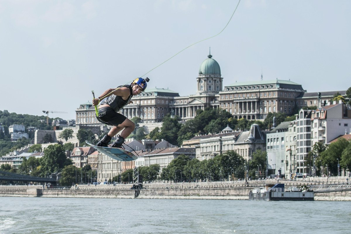 danube waterski
